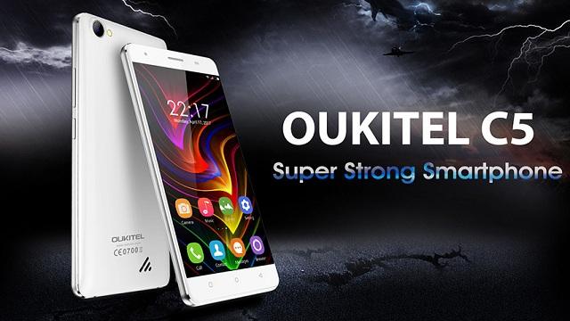 Oukitel-c5-mobile