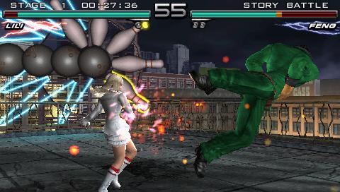 Tekken 5 Iso For Ppsspp Game - pasttecno
