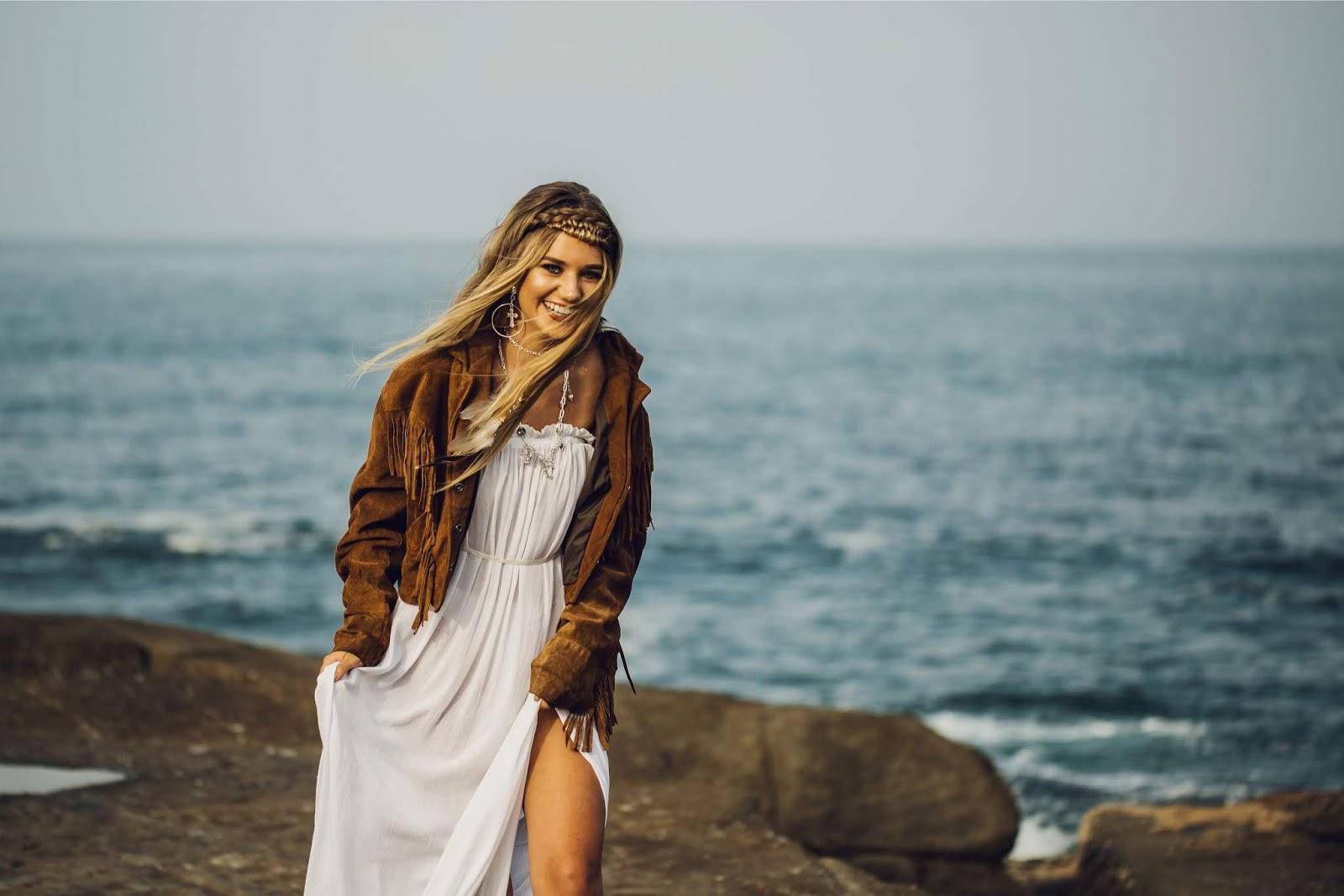 STYLED: BOHEMIAN GYPSY LOVE | EARTHY BRIDAL INSPIRATION YAMBA NSW