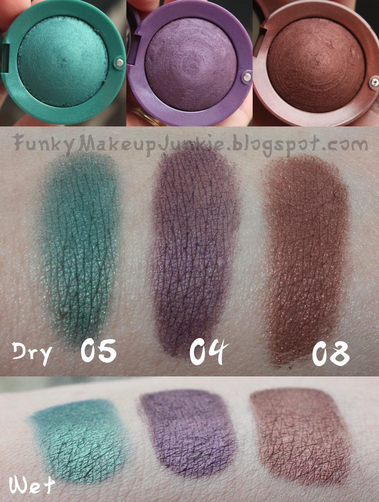 Funky Makeup Junkie Review Bourjois Little Round Pot