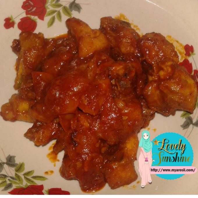 Ayam Masak Merah | Resepi