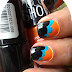 Easy Layered Nail Art: Tutorial and NOTD