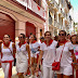 FDE'18 Sábado de fiestas de Estella. Resumen/Galería fotográfica/Programa
