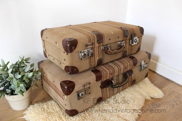 Comprar maletas antiguas de viaje