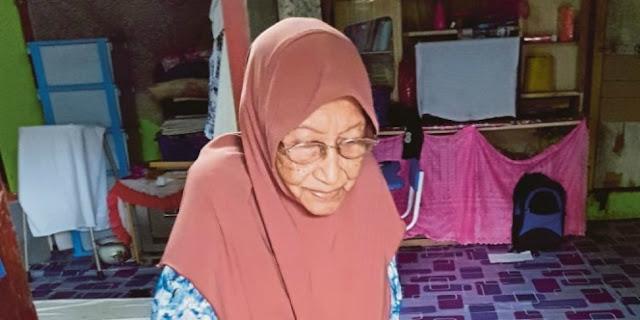 Khatamkan Bacaan Qur'an Setiap Minggunya, Nenek 96 Tahun Ini Alami Keajaiban Yang Luar Biasa