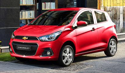 Spesifikasi dan Harga Chevrolet All New Spark