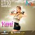 Yani é a convidada do programa Agito Total desta quarta (07/10)