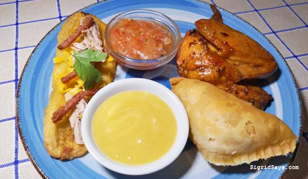 Bacolod restaurants - Japaneses food - Bacolod blogger - Bacolod City - Los Trez Amigos - Bacolod Mexican restaurant - Mexican cuisine - American cuisine - cheesecakes