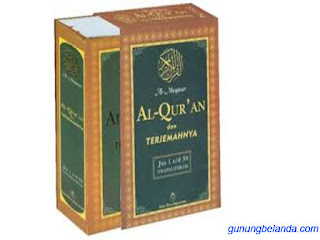 Al - Qur'an Full Terjemahan APK - Gunungbelanda