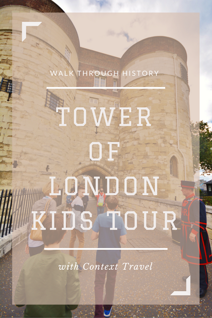 Context Travel Tower of London Tour