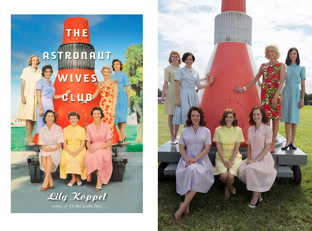 the astronaut wives club book - photo #13