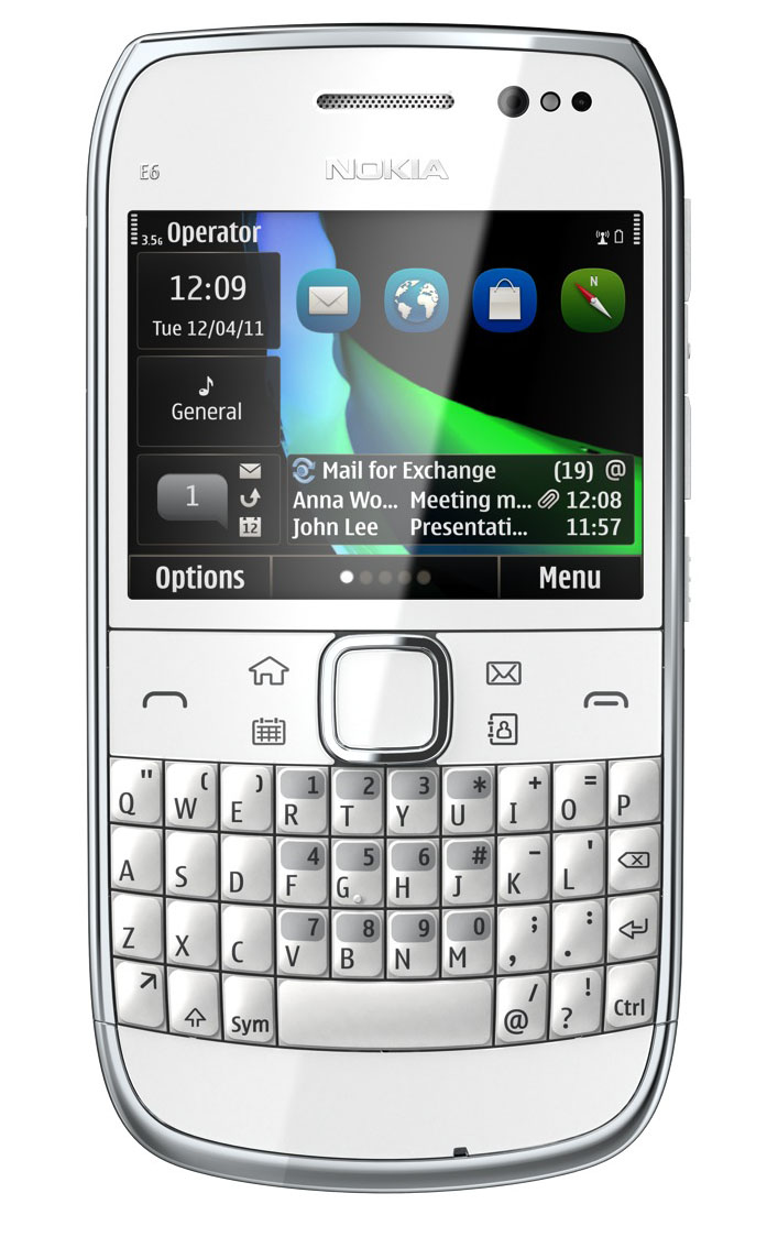 Which Is Better Smartphone Htc Chacha Or Nokia E6 Saudi