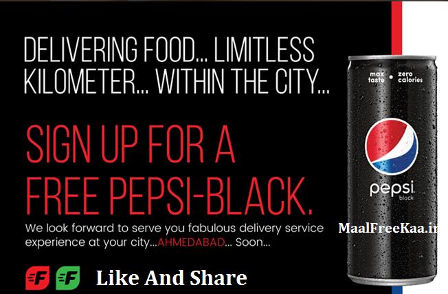 Download Sign up Get Free Free Pepsi Black - Freebie