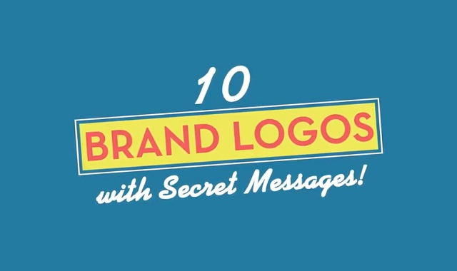 10 Brand Logos With Secret Messages