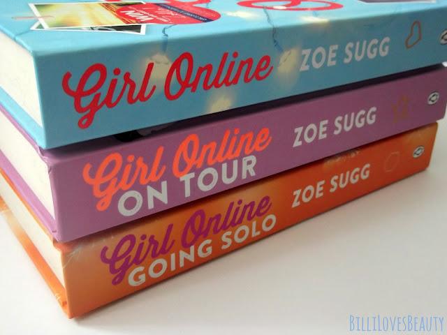 Complete Girl Online Trilogy