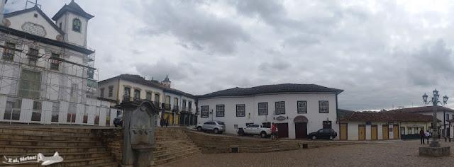 Praça da Sé, Mariana, Minais Gerais