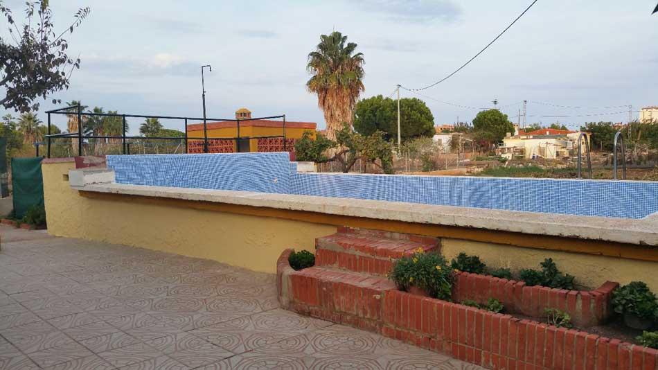 chalet en venta camino las fuentes grao castellon piscina