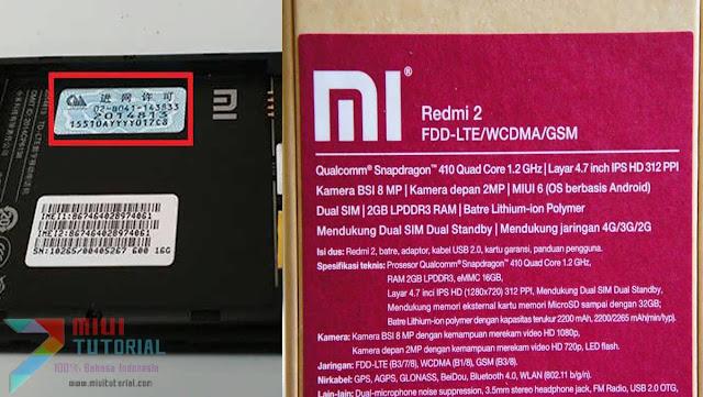 Xiaomi Redmi 2 Kamu Ekor Berapa? Mungkin Ini Alasannya Kenapa Redmi 2 Tidak Bisa 4G Indonesia