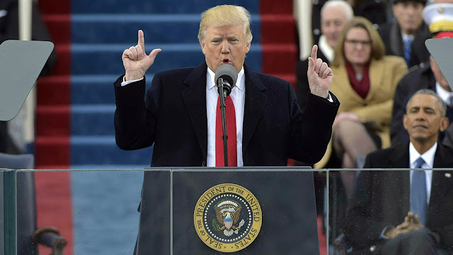 Trump inauguration: Full text of new president's speech