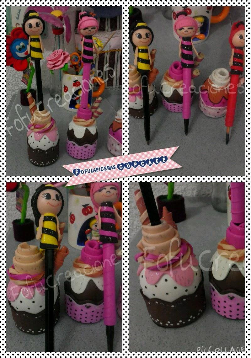 fofupluma cupcakes
