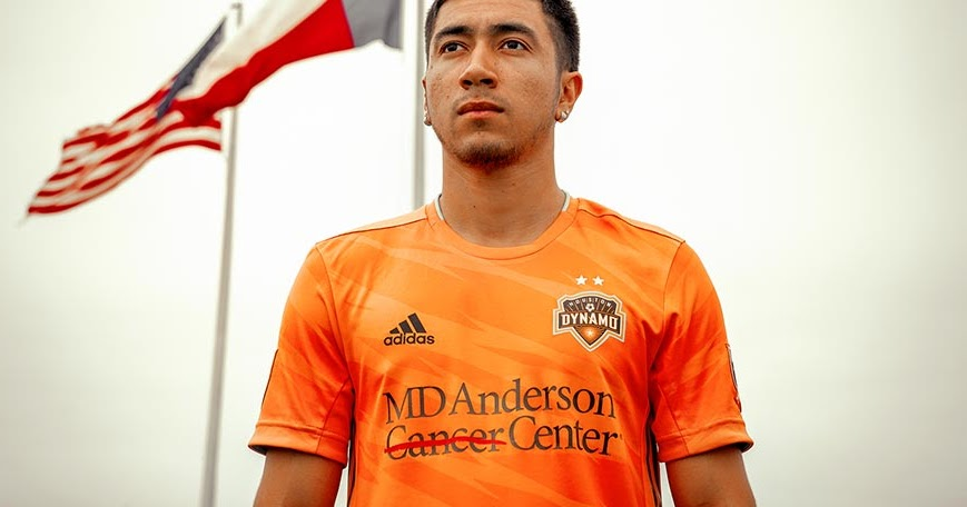Orange Dortmund Houston Dynamo 2019 Home Kit Revealed - Footy Headlines