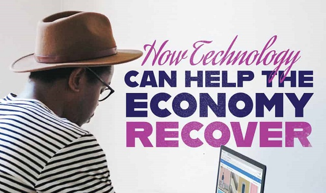 Can technology help the economy to recover?