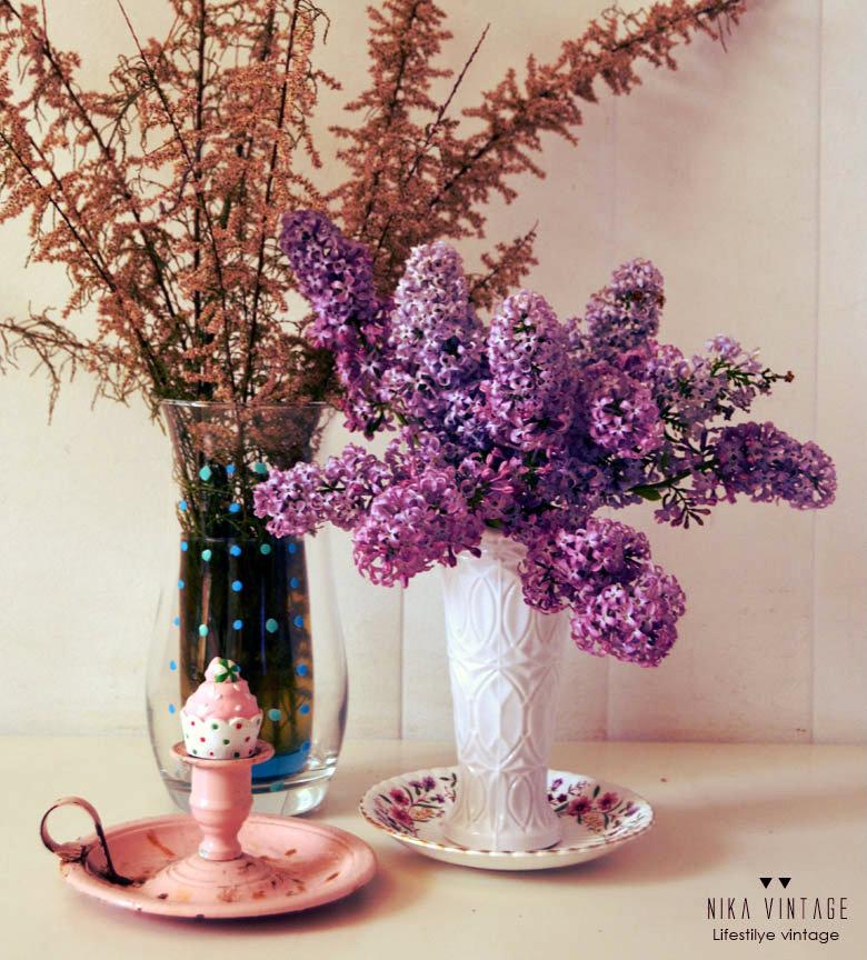 diy, jarron, primavera, flores, florero, hazlo tu mismo, esmalte de uñas, new look, decoracion