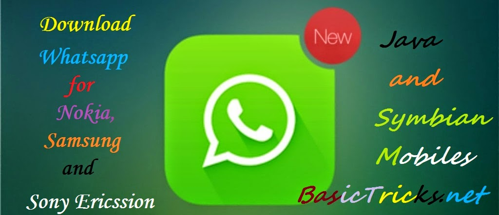 Download whatsapp for java phone latest version