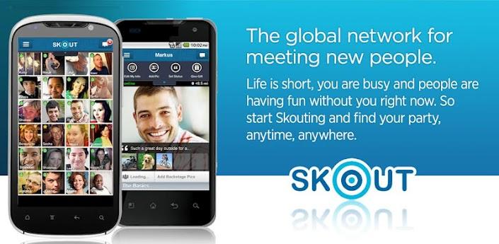 SKOUT - Meet, Chat, & Flirt v2 11 4 Apk « Blackberry And Android