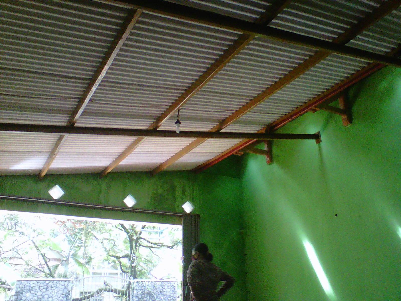 Kanopi Baja Ringan Tanpa Tiang Penyangga Mandiri: Menjual Macam Bahan Canopy,kanopi ,carport
