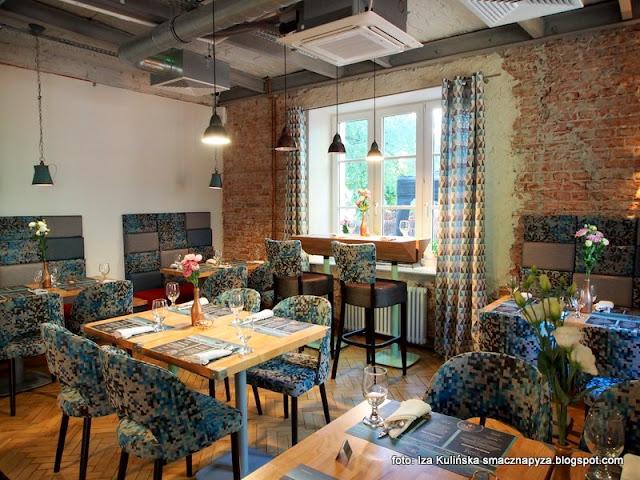 sala , obiad , bistro , test , blogerka kulinarna , menu , warszawa ,