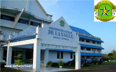 Daftar Fakultas dan Program Studi Universitas Katolik De La Salle Manado