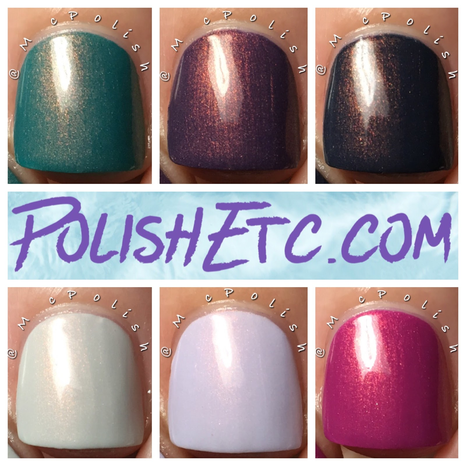 Native War Paints - Copper Penny Collection - McPolish