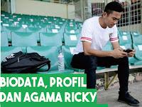 Biodata, Profil, dan Agama Ricky Fajrin