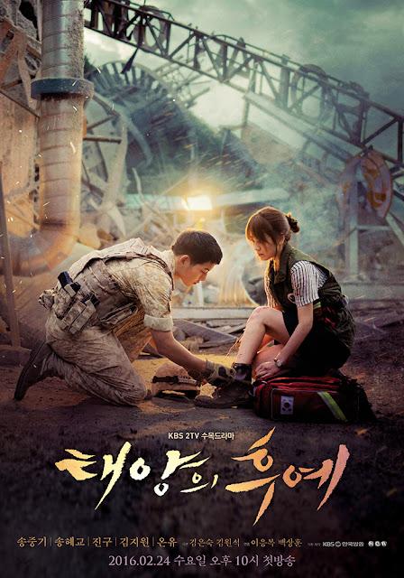 Korean Drama Descendants Of The Sun 2016 Subtitle Indonesia