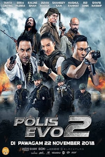 Download Film Polis Evo 2 (2018) Subtitle Indonesia