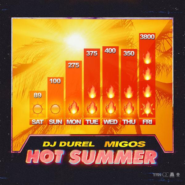 migos hot summer cover