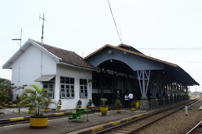 Stasiun Kota Lama Malang angker