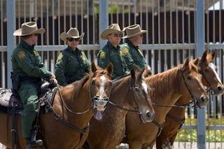 Suman 2.400 soldados en la frontera de EE.UU. con México