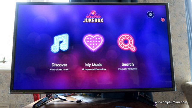 Electric Jukebox homepage