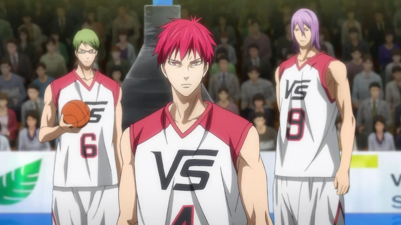 kuroko no basket last game 1080p legendado