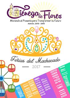 Programa Feria Ciénega de Flores 2017