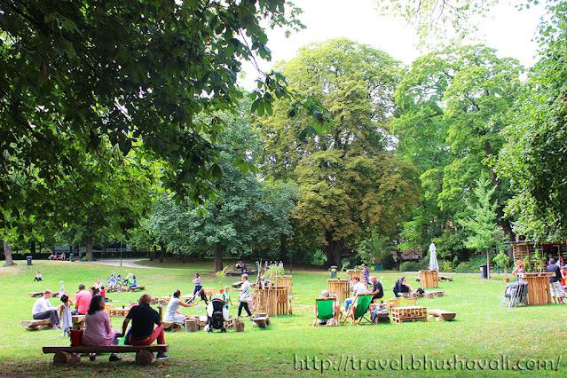 Sint Donatuspark Leuven Places to visit