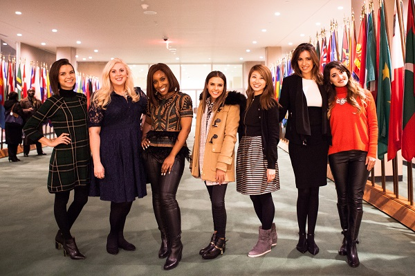Top Female YouTube Stars Appointed as Change Ambassadors to the United Nations