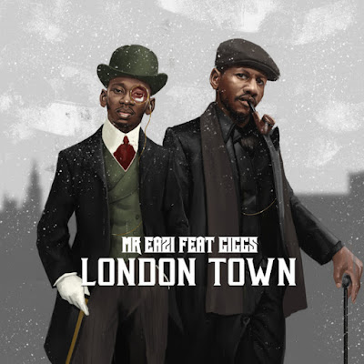 Mr Eazi Feat. Giggs – London Town (Afro Beat) 2018
