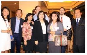 Singgasana Hotels & Resorts American Chambers Indonesia Gathering , February, 27 2014