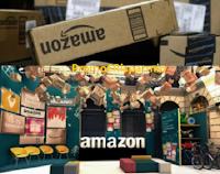 Logo ''Amazon Loft for Xmas'' : il primo negozio in Italia aperto in occasione del Black Friday! Scopriamo i dettagli