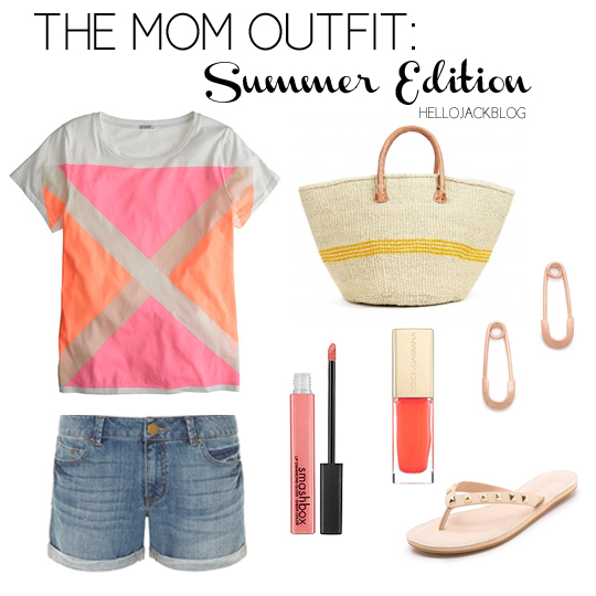 Hello Jack Blog: The Mom Outfit - Summer Edition