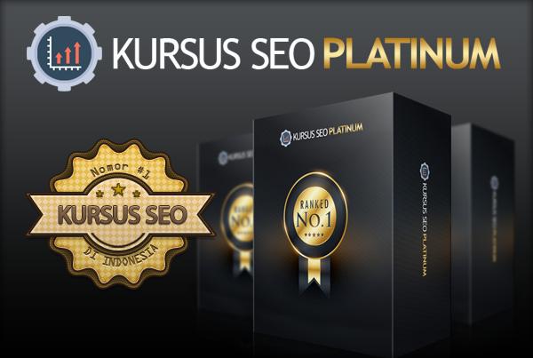 Kursus SEO Platinum - Memadukan SEO dan Bisnis Online