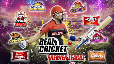 Real Cricket premier league teams